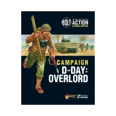 Bolt Action - D-Day: Overlord