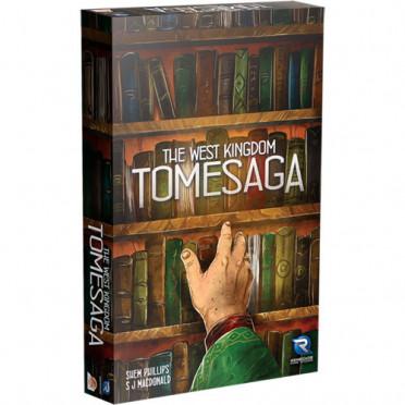 The West Kingdom Tome Saga