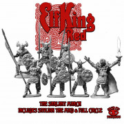 Elf King Red: The Sarlant March