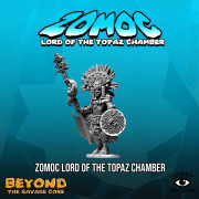 Zomoc Lord of the Topaz Chamber