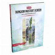 D&D - Dungeon Master's Screen Wilderness Kit
