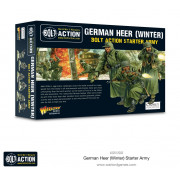 Bolt Action  -  German Heer Winter Starter Army