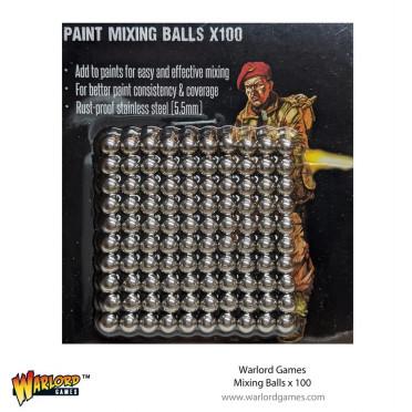 Warlord Mixing Balls