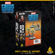 Marvel Crisis Protocol:  Ant-Man & Wasp