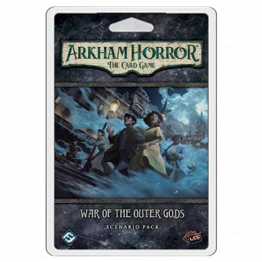 Arkham Horror Card Game:  War of The Outer Gods