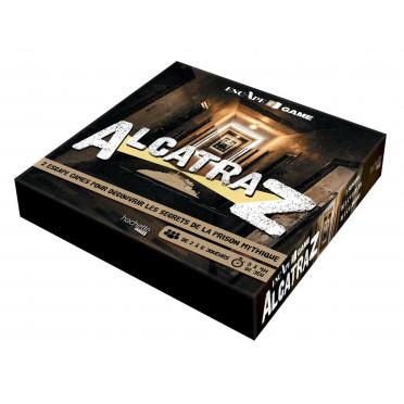 Escape Game : Alcatraz