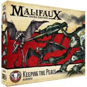Malifaux 3E  - the Guild - Keeping the Peace