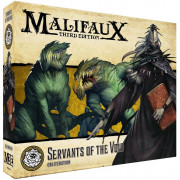 Malifaux 3E -  Outcasts - Seravnts of the Void