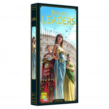 7 Wonders 2nd Ed: Leaders Expansion