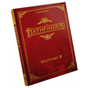 Pathfinder Second Edition - Bestiary 2 Special Edition