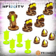 Sci-Fi Utopia - Infinity Objectives