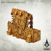 Orc Stronghold Gate
