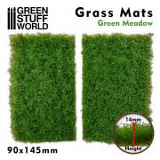 Grass Mat Cutouts - Green Meadowt