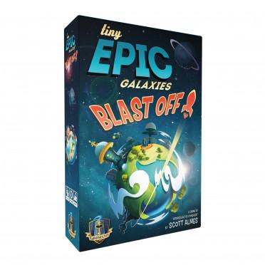 Tiny Epic Galaxies - Blast Off !