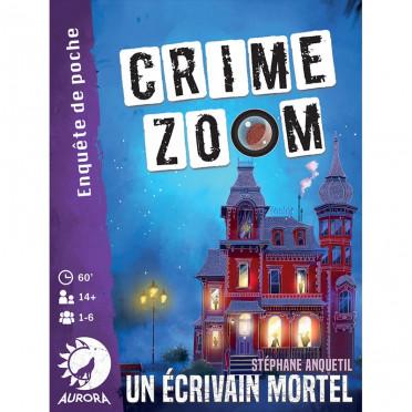 Crime Zoom - Un Ecrivain Mortel