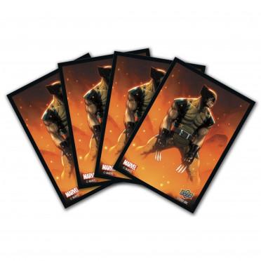 Marvel Card Sleeves: Wolverine