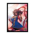 Marvel Card Sleeves: Ms Marvel 0