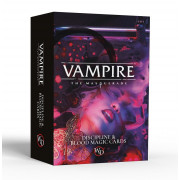 Vampire: the Masquerade - Blood & Discipline Card Deck