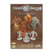 Sword & Sorcery - Pack de Héros Onamor