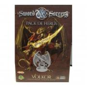 Sword & Sorcery pack de héros Volkor