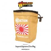 Bolt Action Japanese Dice Bag