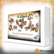 Elven Honeysuckle Kingdom
