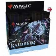 Magic The Gathering : Kaldheim - Box of 12 Collector Boosters