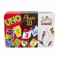Coffret Multicartes : Uno/Phase10/Snappy Dressers 0