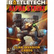 BattleTech AS Clan Invasion Wars Cards
