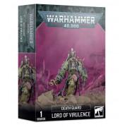 W40K : Death Guard - Seigneur de la Virulence
