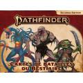 Pathfinder 2 - Cartes de Batailles du Bestiaire 0