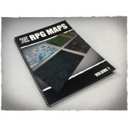 Book of RPG maps vol.1
