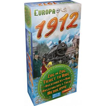 Les Aventuriers du Rail - Extension 1912