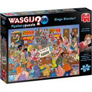 Puzzle Wasgij Mystery 19 – 1000 pièces
