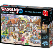 Puzzle Wasgij Mystery 20 – 1000 pièces