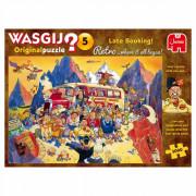 Puzzle Wasgij Retro Original 5 – 1000 pièces