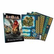 Armada: Rulebook & Counters
