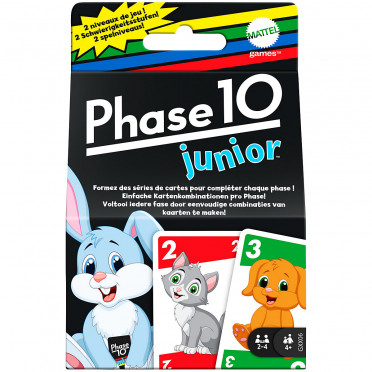 Phase 10 Junior