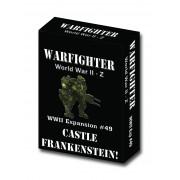 Warfighter WWII - Expansion 49 - Castle Frankenstein - WWII-Z