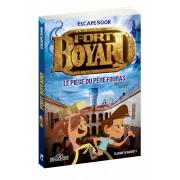 Escape Book - Fort Boyard : Le Piège du Père Fouras