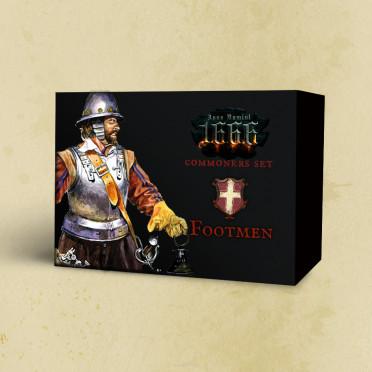 Anno Domini 1666 - Footmen