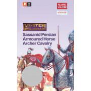 Mortem Et Gloriam: Sassanid Persian Armoured Horse Archer Cavalry