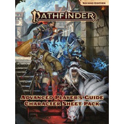 Pathfinder Second Edition - Advanced Player's Guide Character Sheet Pack