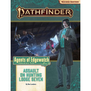 Pathfinder Second Edition - Agents of Edgewatch : Assault on Hunting Lodge Seven