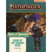 Pathfinder Second Edition - Agents of Edgewatch : Ruins of the Radiant Siege