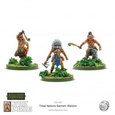 Mythic Americas - Sachem Warlord