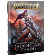 Age of Sigmar : Battletome - Daughters of Khaine