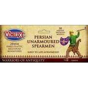 Persian Unarmoured Spearmen