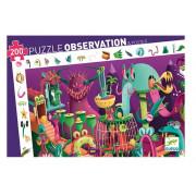 Puzzle Observation : Dans un Jeu Vidéo - 200 Pièces