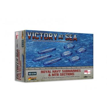 Victory at Sea - Royal Navy Submarines & MTB Sections